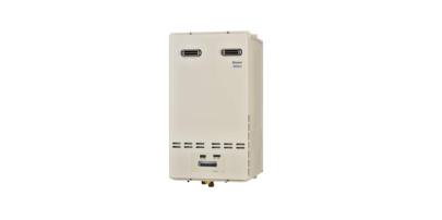 リンナイ 業務用ガス給湯器エコジョーズ「RUXC-SE5000シリーズ」を発売