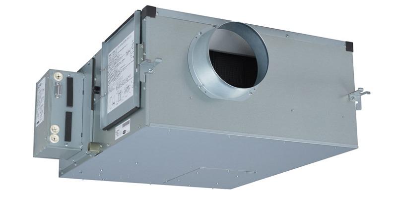 三菱電機 業務用単独加湿ユニットの新商品を発売
