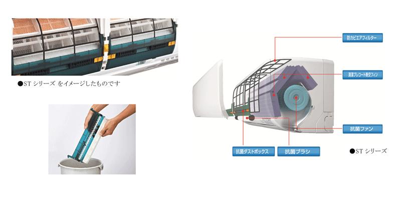 三菱重工業 新冷媒R32を採用、ビーバーエアコン新シリーズ