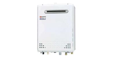 ノーリツ 介護施設のユニットケア対応、業務用高効率ガスふろ給湯器