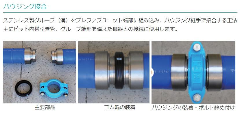 クボタケミックス、建築設備用ポリエチレン管『融着レス工法』を共同開発