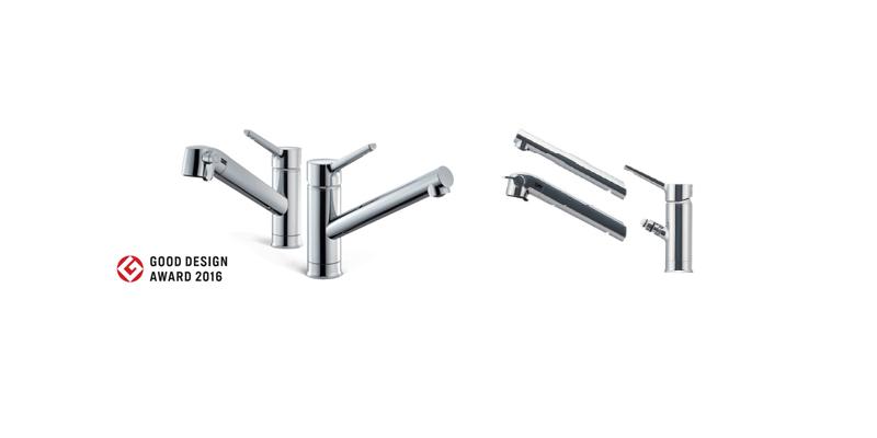 LIXIL キッチン用シングルレバー混合水栓 クロマーレS,ノルマーレS