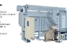 エバラ ガス焚吸収冷温水機