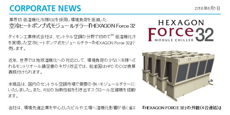 HEXAGON Force 32