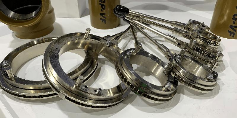 硬質塩化ビニル被覆鋼管剥離カッター