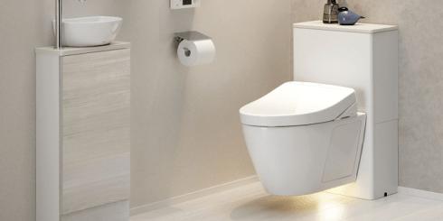 TOTO フローティングデザイン 住宅用壁掛トイレ「FD」新発売