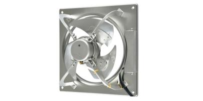 三菱電機 有圧換気扇「オールステンレス厨房用」新機種