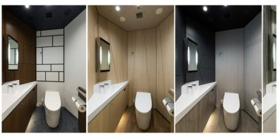 TOTO リフレッシュできる先進的なオフィストイレ「nagomuma restroom」