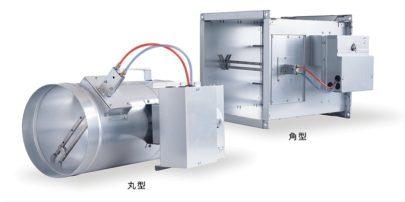 空研工業 メンテナンスが容易にできる厨房用VAV・CAV